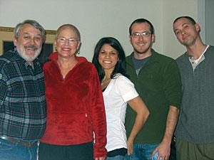 Scalf family