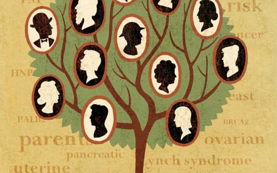 Cancer and the Family Tree