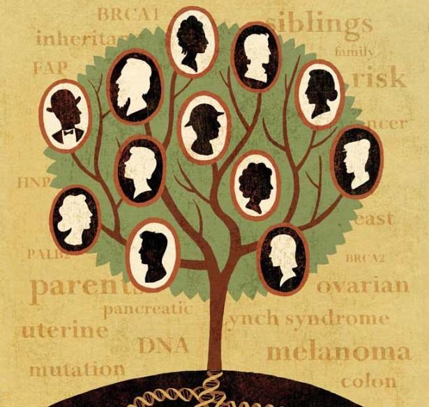 Cancer And The Family Tree Vanderbilt Ingram Cancer Center